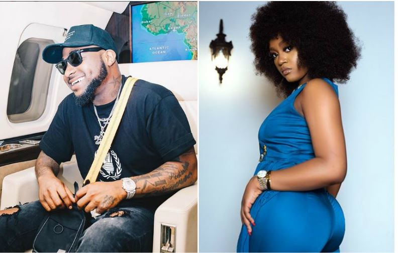 Davido's Chioma Threatens To Expose Trolls And Beggers In Her Dm