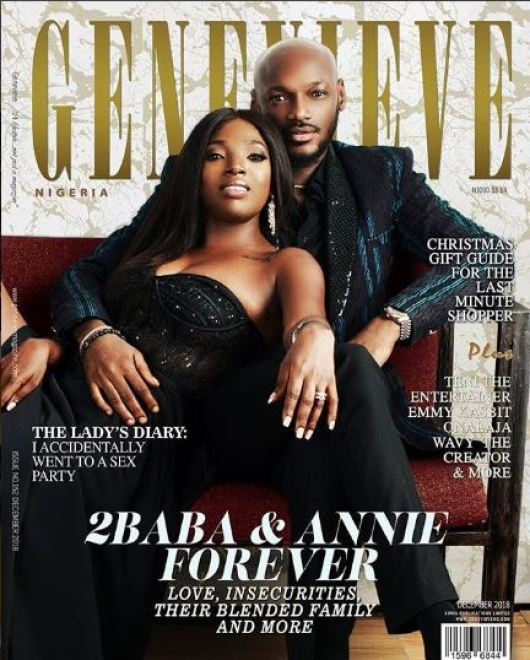 'Having Many Baby Mamas At A Young Age Almost Sent Me Into Depression' — 2face Idibia