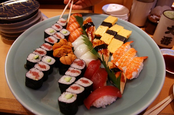 Japan: cuisine and food - Max's Two Cents