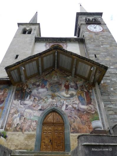 Chiesa di San Michele - Riva Valdobbia - VC
