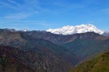 Monte Rosa visto da Bielmonte