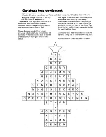 Candle Shaped Maze Noelladesigns Decode The Nativity Anagram Puzzle 13 Words Then Find Secret Word Another
