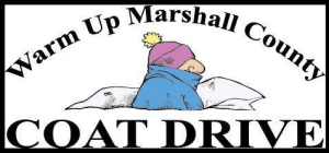 0fe23122c23 There s still time to bring in some donations for the Warm Up Marshall  County coat drive! The last day to bring coats into Oliver Lincoln Ford in  Plymouth ...
