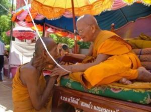LP Kliang Wat Non Kaed 8