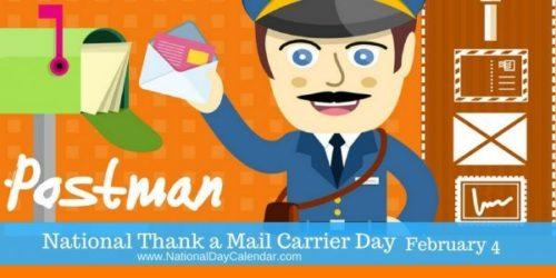 National-Thank-a-Mail-Carrier-Day