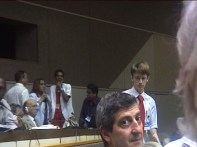 Con Pierpaolo Leonardi, segretario Unione Sindacale di Base