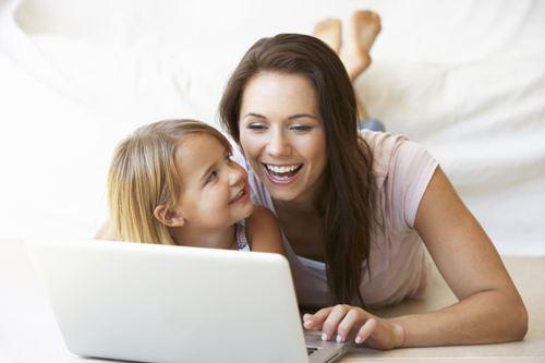 Работа на дому для молодых мам