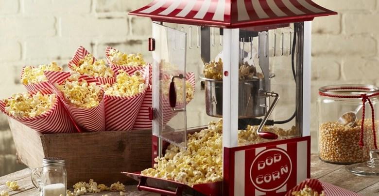 Top 10 Best Black Friday Popcorn Machine Deals 2021