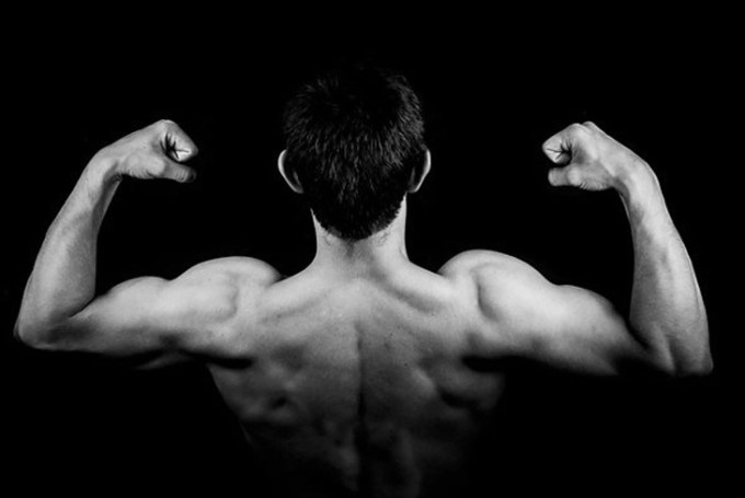 筋肉を大きくする