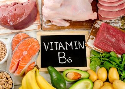 ビタミンB6を含む食材
