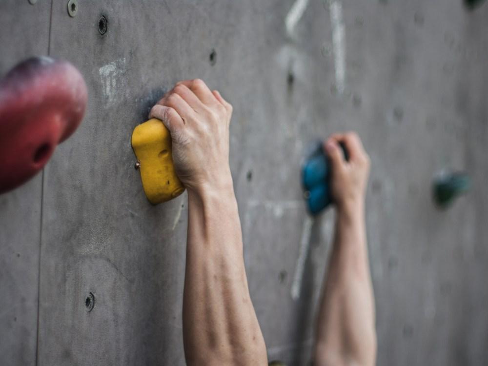 指の筋力がわかるボルタリング