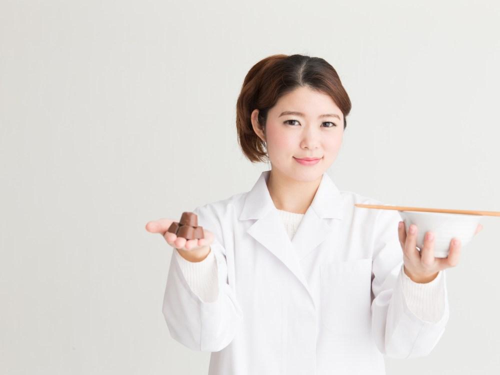 炭水化物摂取の重要性を説く女医
