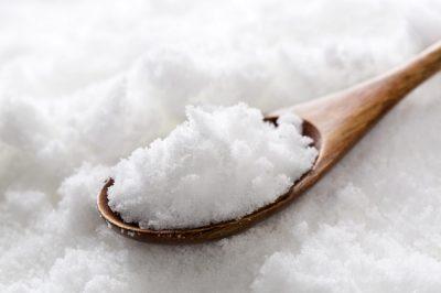 砂糖をすくう匙