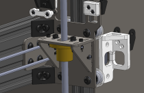 Z - Axis Cable Chain Mounting