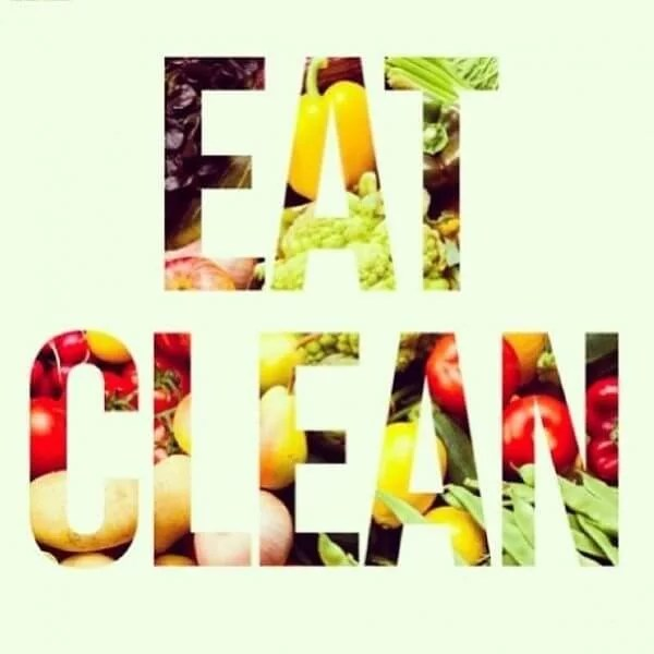 Eat clean to set yourself on the road to bodybuilding success.