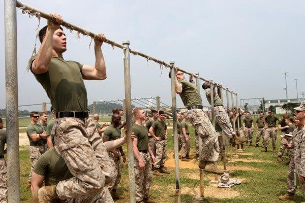 If pull-ups and chin-ups are good enough for the army, they are good enough for you, right?
