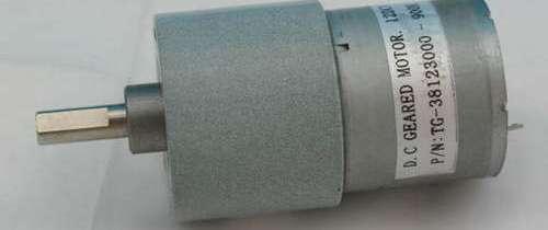 DC Motor Control using AVR