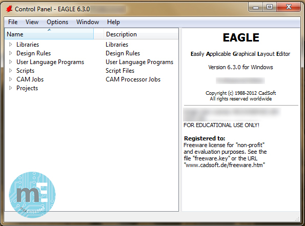 PCB Design using EAGLE - Part 1: Introduction to EAGLE and