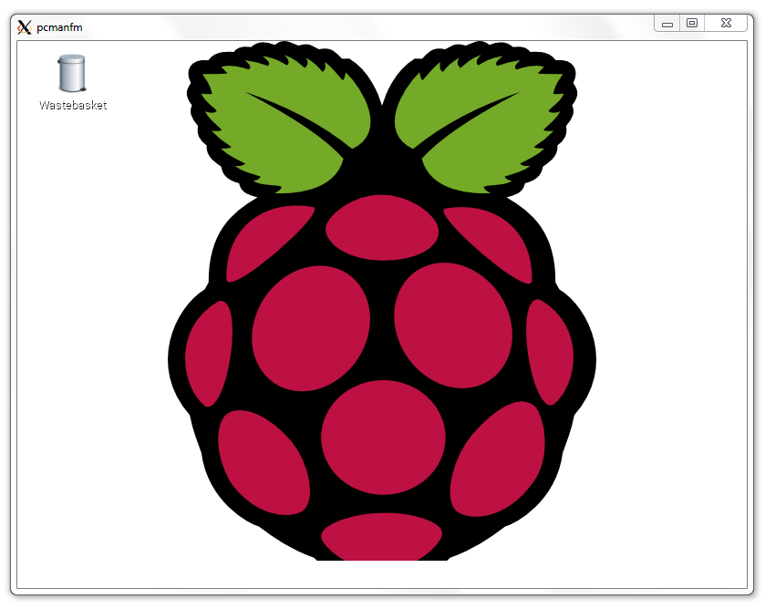 Raspberry Pi Desktop using Xming - Windows