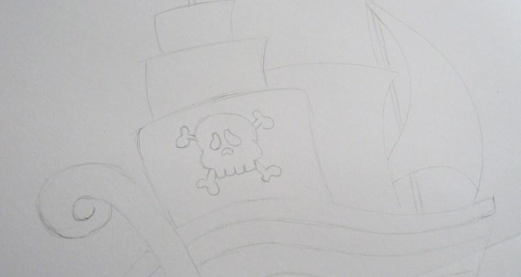 crayonné