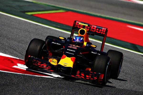 Max Verstappen Red Bull TAG Heuer RB12 Spain GP F1 2016 ...