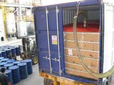 Flexi-bag loading only allows FCL over LCL