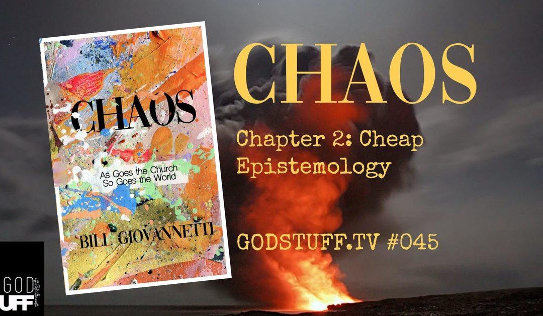CHAOS-CH2 Cheap Epistemology (045)