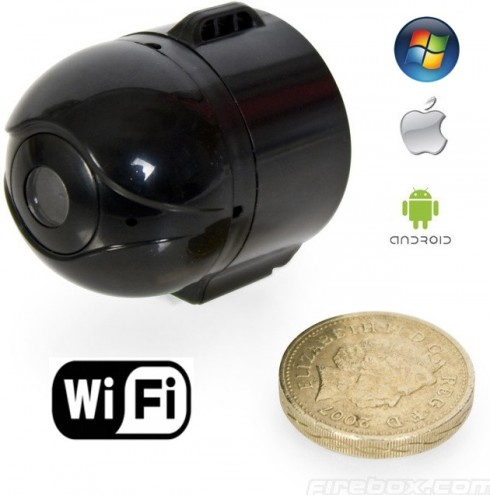mini spy ip wifi kamera