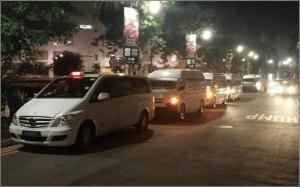 Singapore maxicab and minibus booking hotline