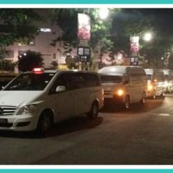 Singapore maxicab booking