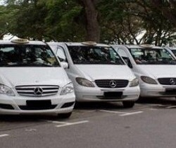 Singapore Large Taxi Airport Services