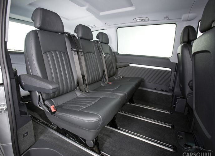 Maxicab 7 Seater Interior
