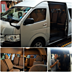 Mini Bus 13 Seater Booking