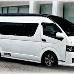 Minibus 13 seater vip series