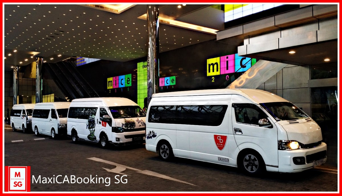 Benefits of a Minibus Rental Service in Singapore