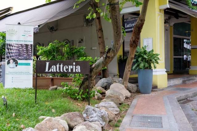 Latteria Mozzarella Bar 1