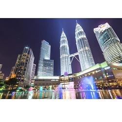 Singapore Petronas twin towers