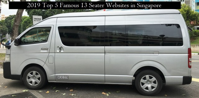 13 seater