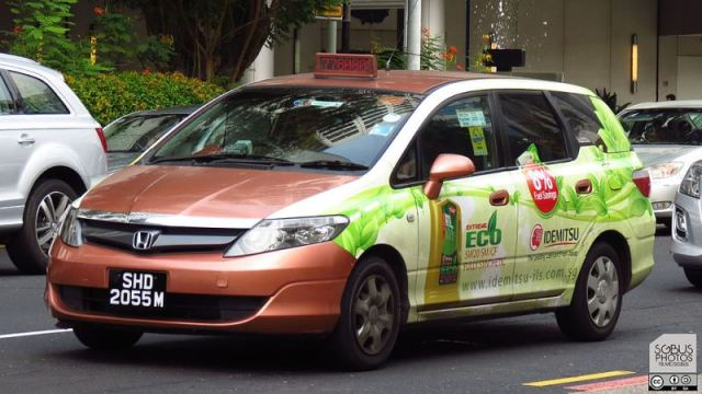 PrimeTaxi Honda Airwave1 300x169 How many taxi companies are there in Singapore?