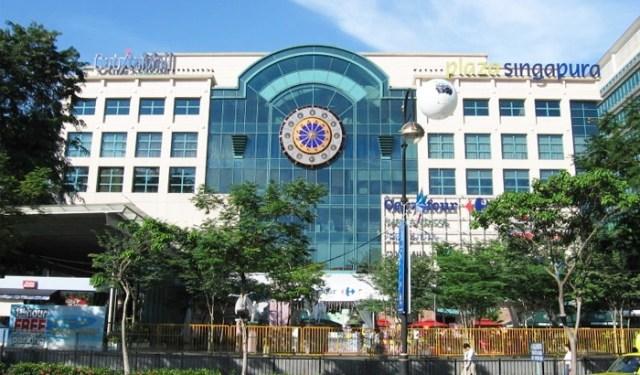 Plaza Singapura Singapore