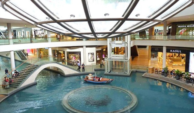 The Shoppes at Marina Bay Sands Singapore