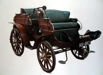 Dogcart 10 hp