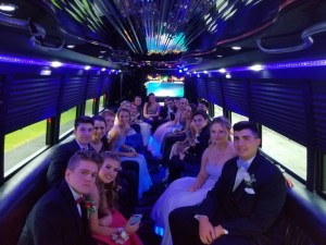 Northborough Party Bus Prom