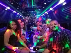 26 Years Old Birthday Party Bus in Boston