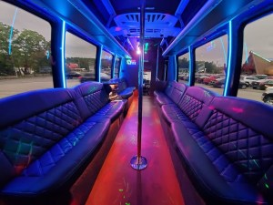 Party Bus - 18 to 24 passengers
