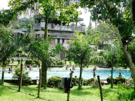 My favourite mountain resort (Le Reve) in North Cotabato, Mindanao, Philippines.