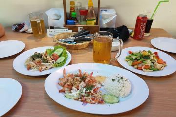 Вкусняшки из Таиланда или где вкусно поесть — 🇹🇭