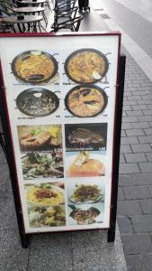 Вкусняшки Испании