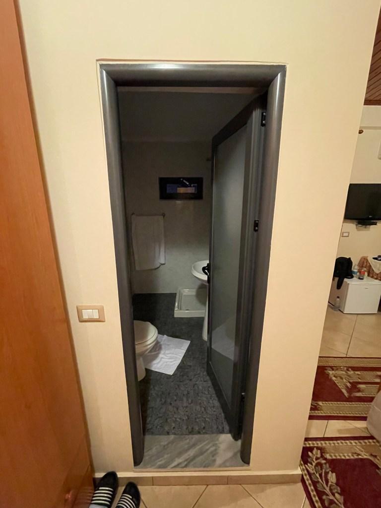 Номер, ванная комната