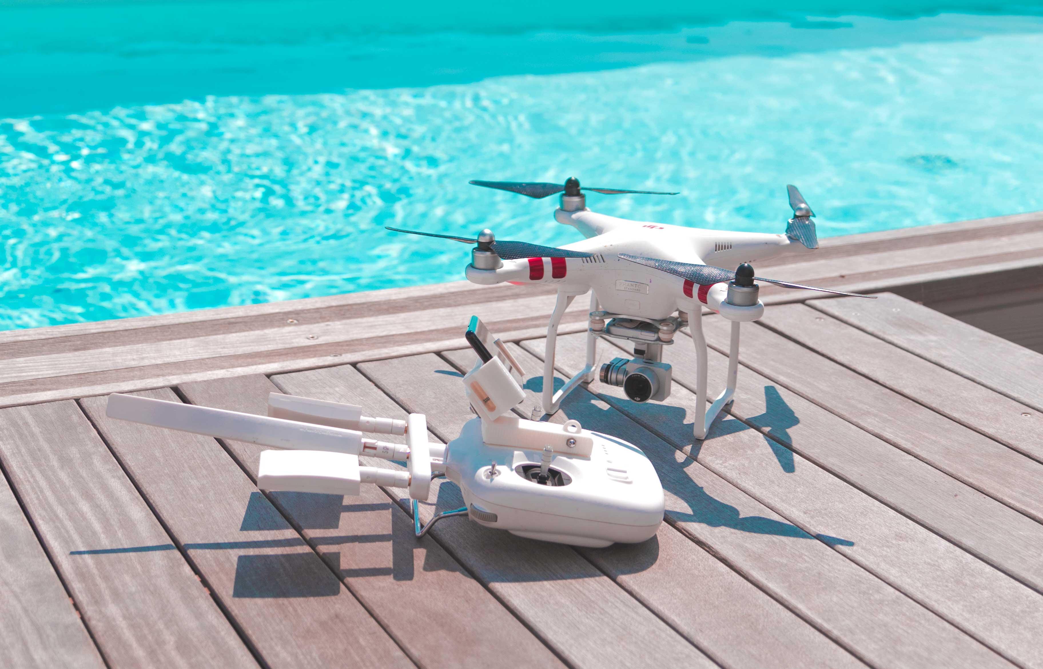 Dji Phantom - Drone